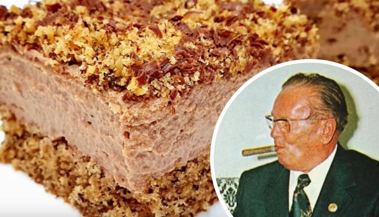 Titov kolač: Recept za desert koji se prenosi generacijama