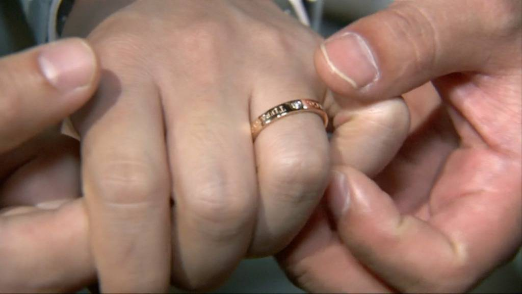 Dan iz snova u Kalifroniji: 7 kineskih gay parova reklo - Da!