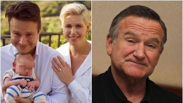 Sin pokojnog Robina Williamsa djetetu je dao ime po njemu...