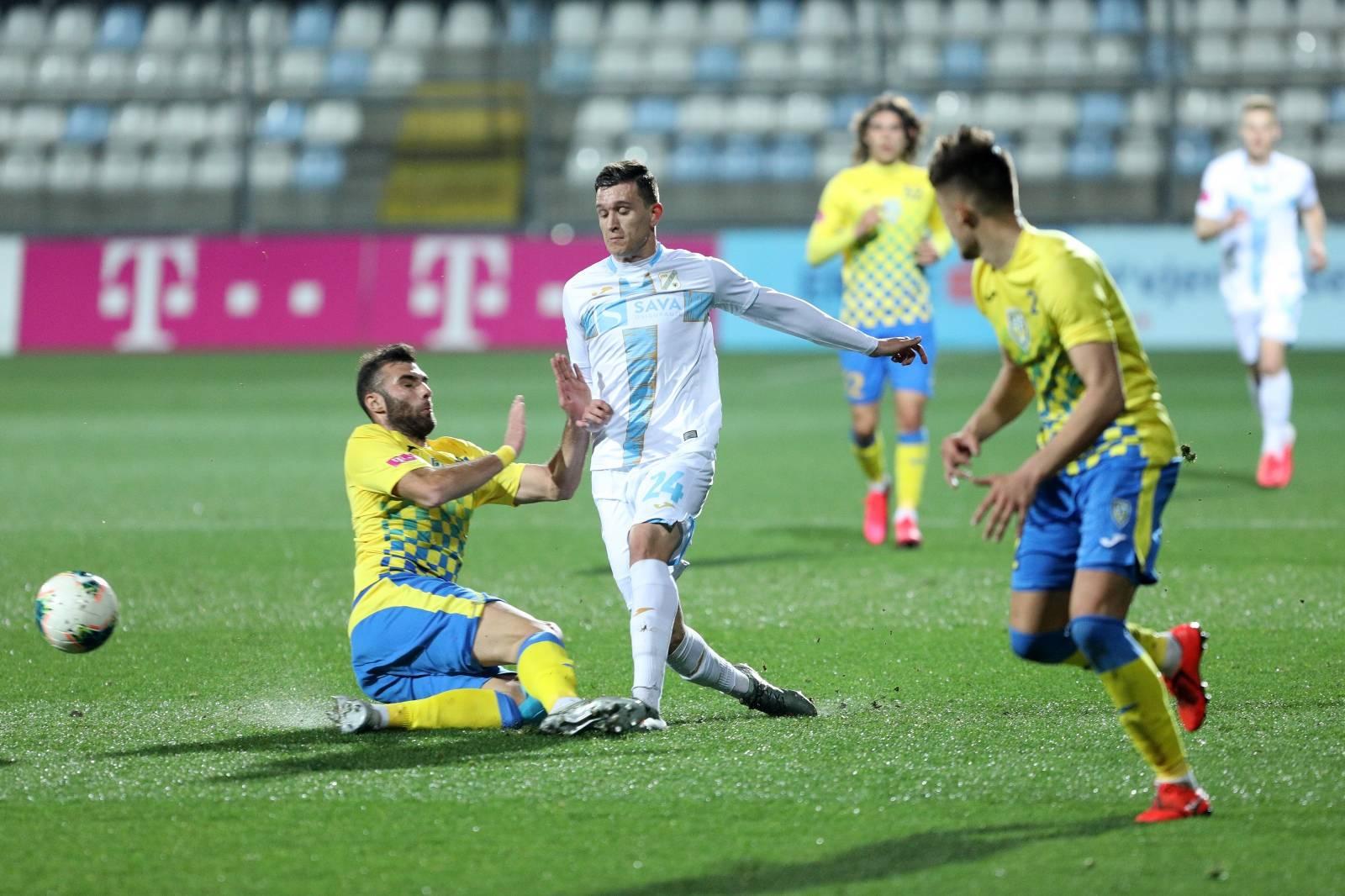 Rijeka: U 25. kolu Prve HNL susreli se HNK Rijeka i NK Inter Zaprešić