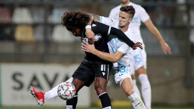 Uzvratna utakmica play-offa Konferencijske lige Rijeke i PAOK-a
