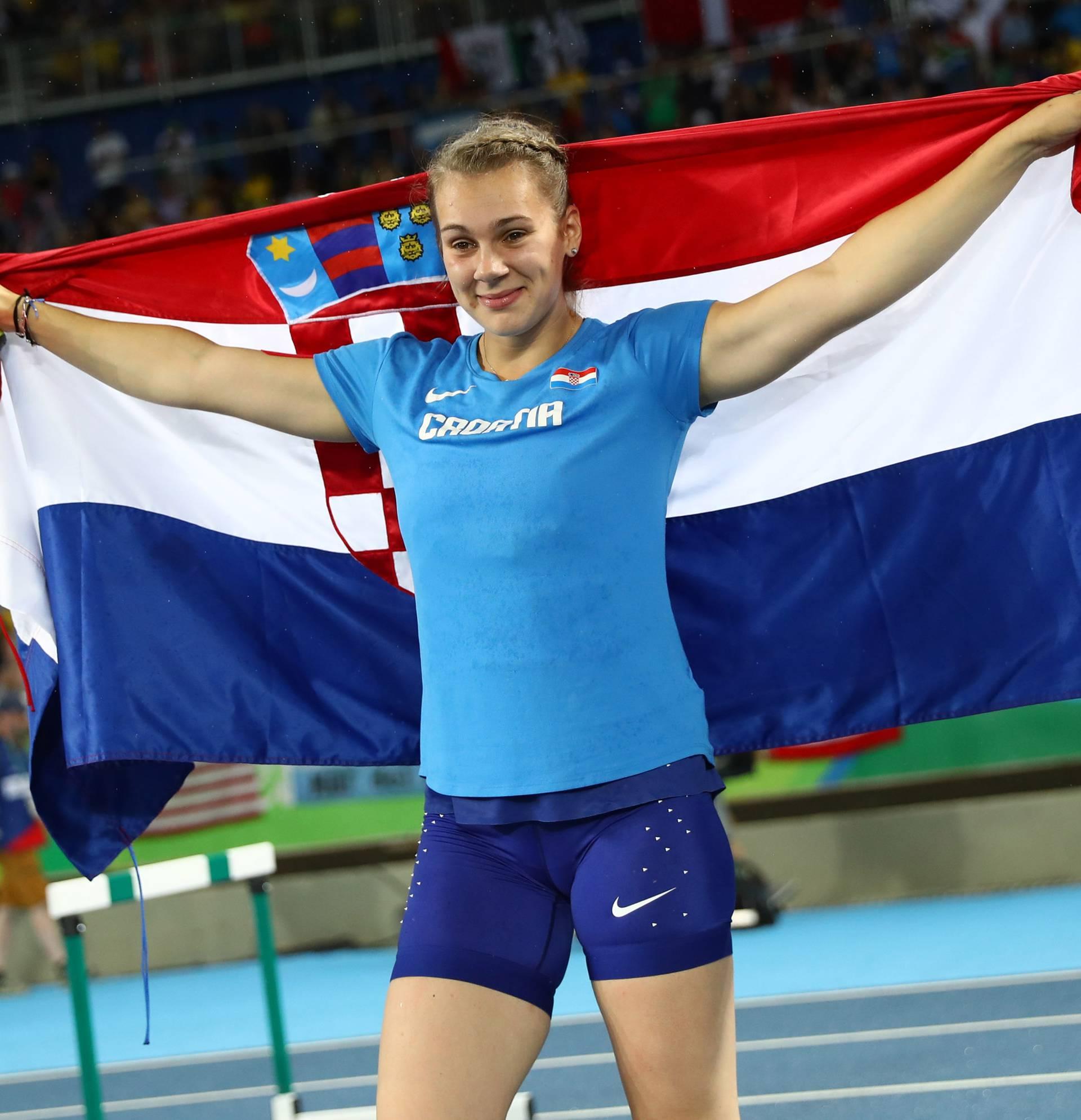 Athletics - Women's Javelin Throw Final