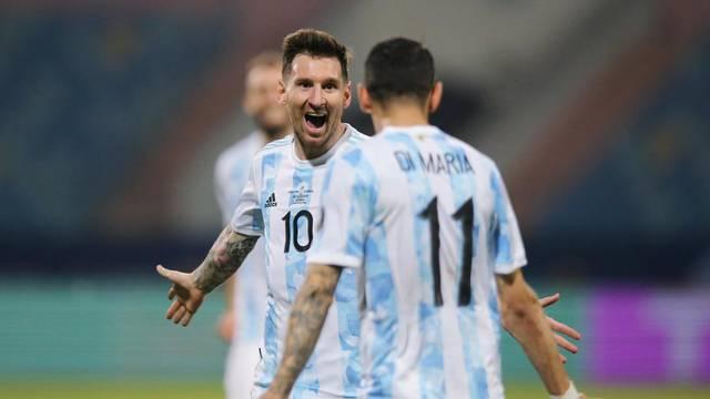 Copa America 2021 - Quarter Final - Argentina v Ecuador