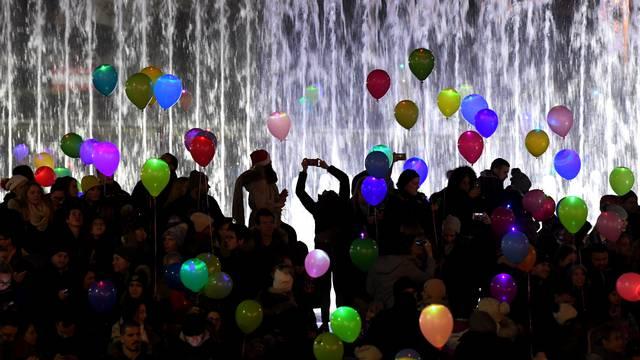 U zraku 3000 balona: Podižu svijest o bolestima štitnjače