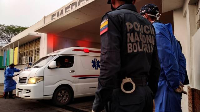 Pobuna u zatvoru u Venezueli: Poginulo je najmanje 17 ljudi