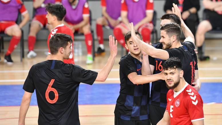 Hrvatska 'razmontirala' Dansku i izborila plasman na Euro 2022.