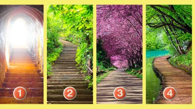 Odaberite jedan od ovih puteva i saznat ćete kakvu dušu imate