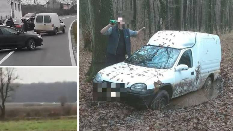 Policija uhvatila bjelovarskog bjegunca bez ruke: Već je oko 50 puta bio iza rešetaka...