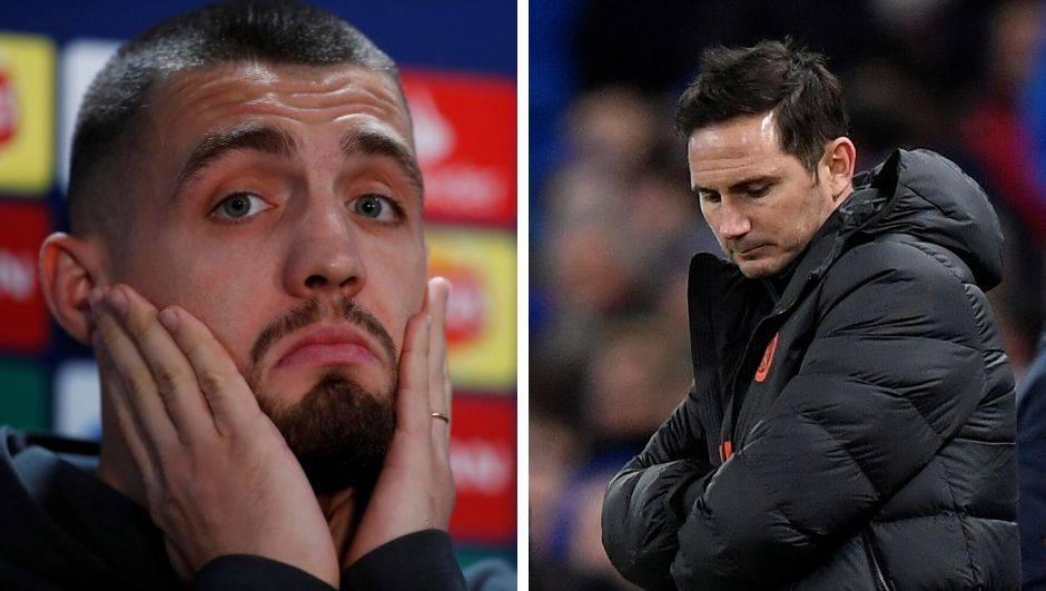Lampard: Kovačića boli, izgleda teže nego što je kod Williana