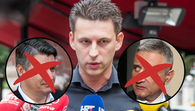 Petrov je ostvario tajni plan: Pali su i Karamarko i Milanović