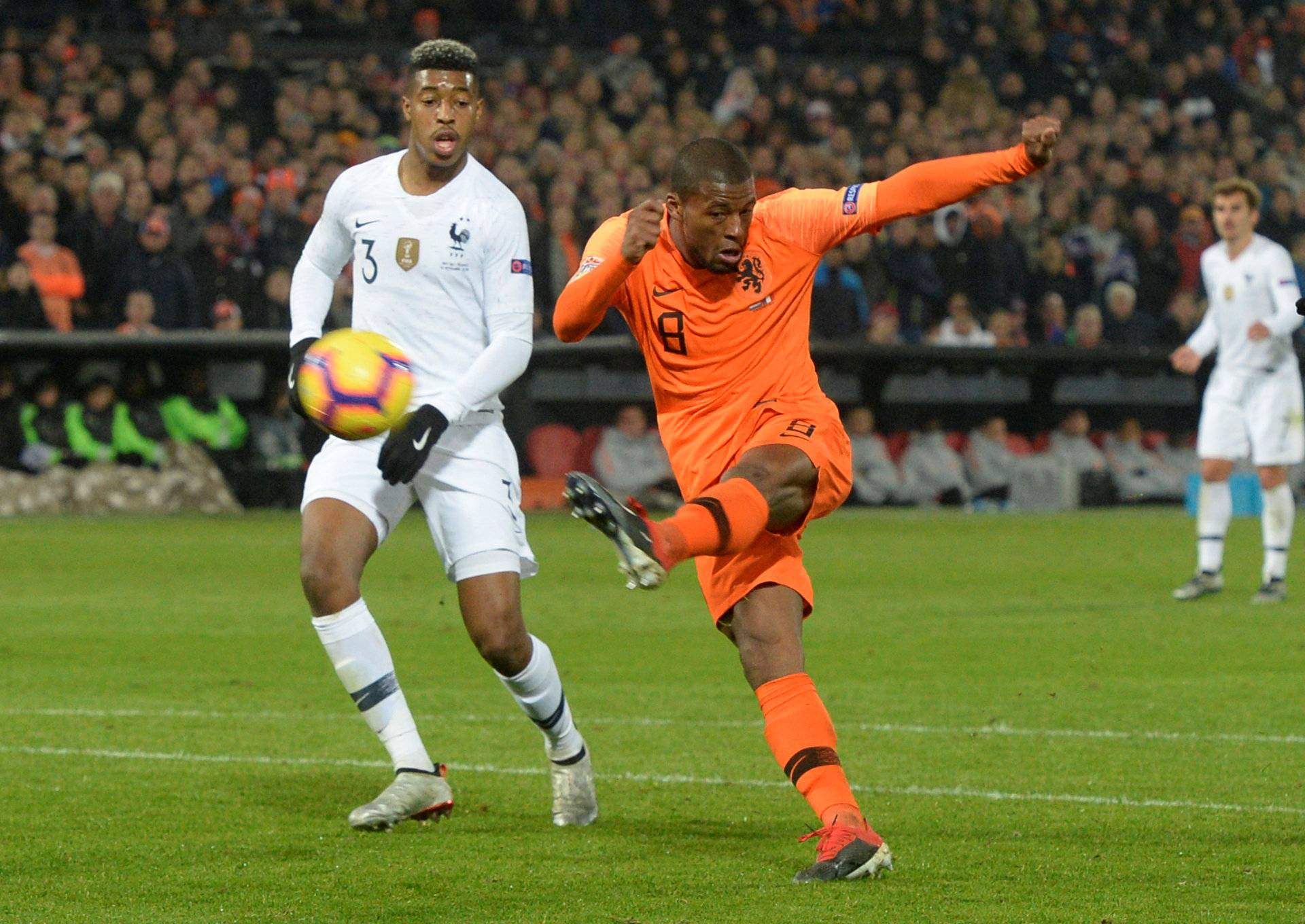 UEFA Nations League - League A - Group 1 - Netherlands v France