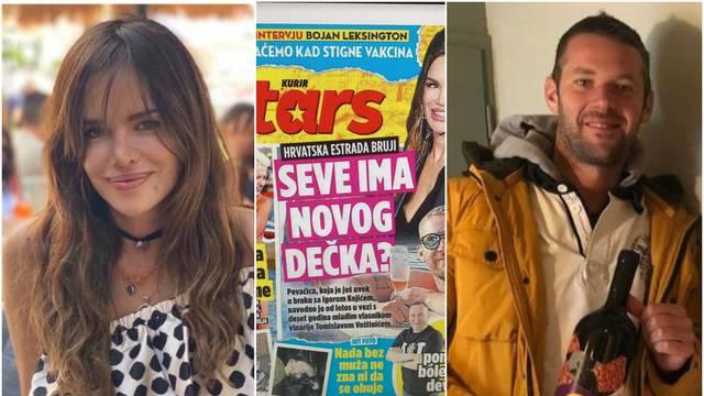 Severina se zbližila s mladim vinarom, Kojić je ispao iz igre?