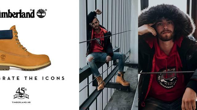 Timberland modna ikona slavi 45. rođendan uz 30% popusta