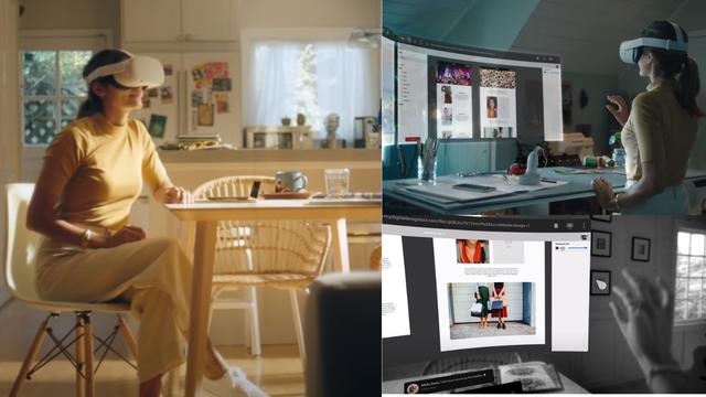 Facebook predstavlja  virtualni ured za rad od kuće: Slušalice će vas 'prenijeti' u drugi svijet