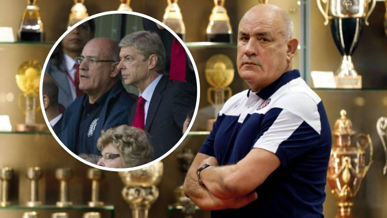 Legendarni pomoćnik Wengera novi je šef akademije Hajduka