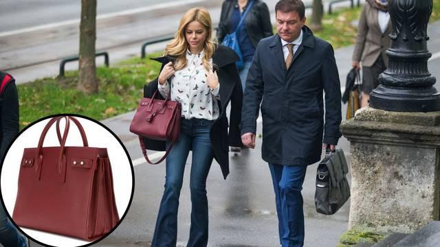 Bivša supruga Zorana Mamića pokazala torbu od 18.000 kuna