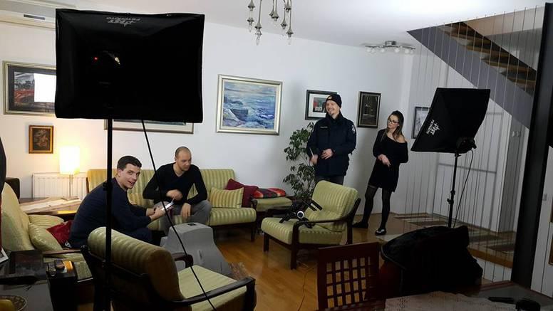 Miss Zagreba i novi pjevač u komičnom spotu grupe Joy