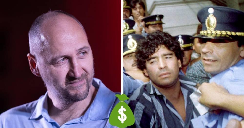 Koliko je Maradona zaradio? Rušio je nogometne rekorde, ali Dino Rađa je imao veću plaću!