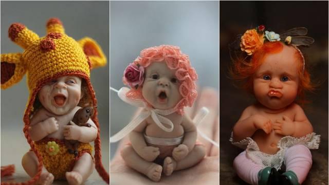 Ruska umjetnica radi lutkice s vrlo specifičnim izrazima lica