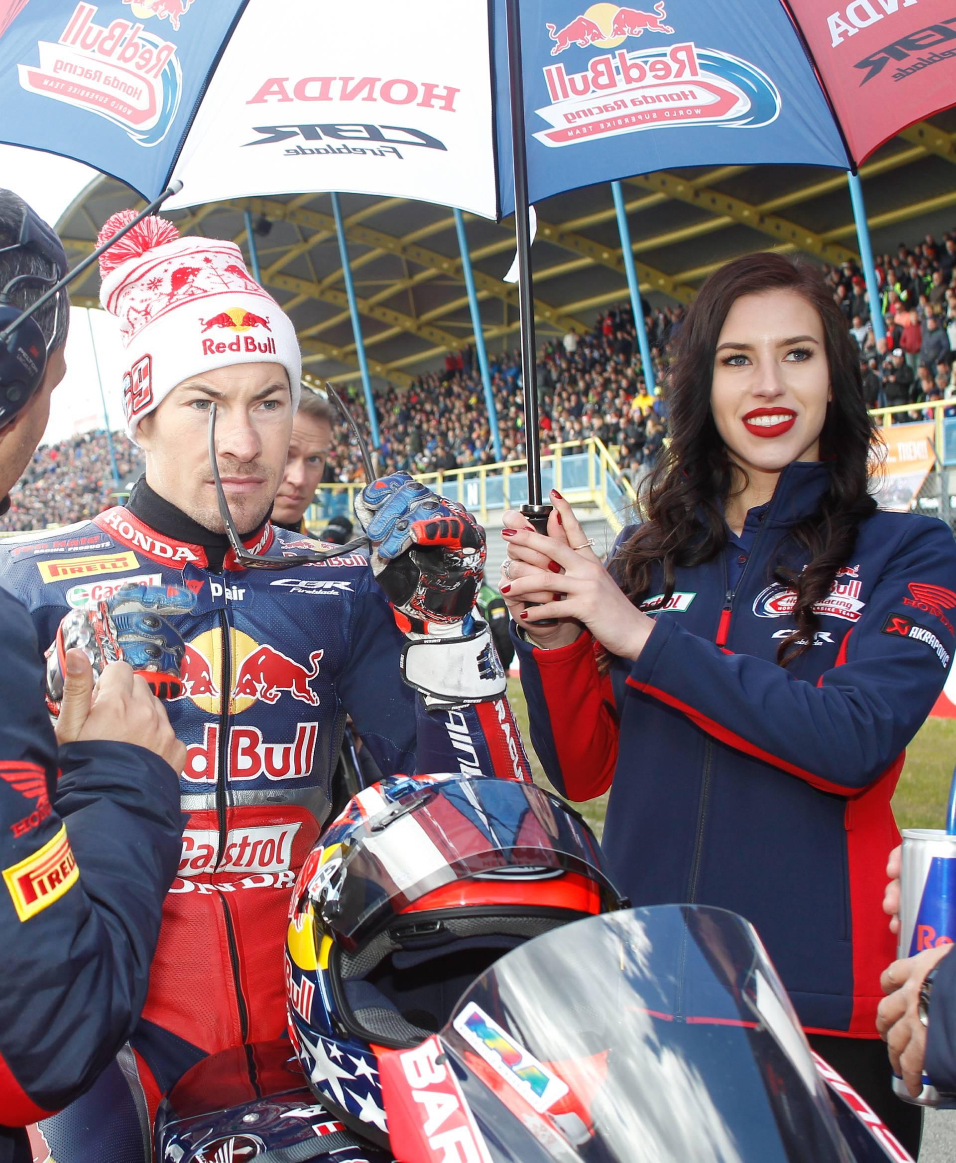 FIM Superbike World Championship Circuit TT Assen 28-30.04.2017.