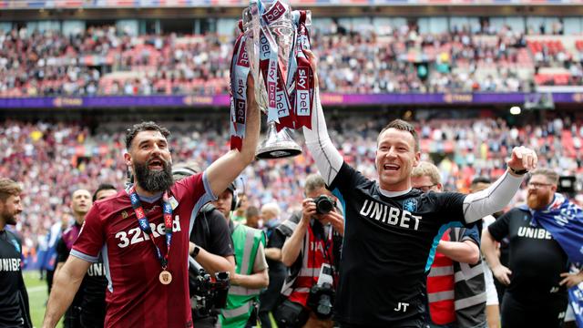 Slave Terry i Kalinić! Aston Villa je izborila Premier ligu