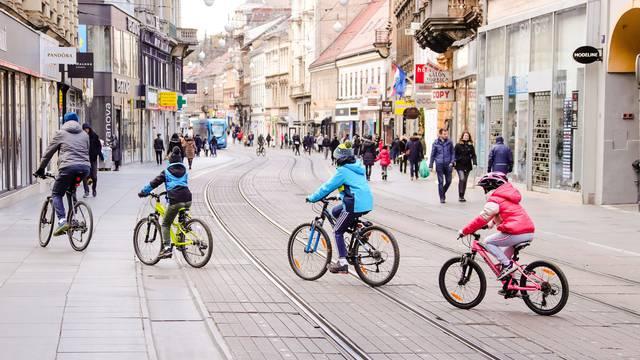 Sindikat biciklista u kampanji 'Dva kotača od zaraze su jača'