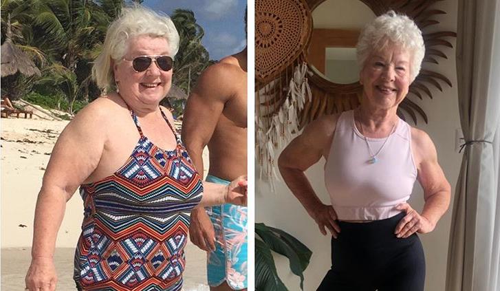 U sedamdesetima izgubila čak 30 kilograma i riješila se tlaka