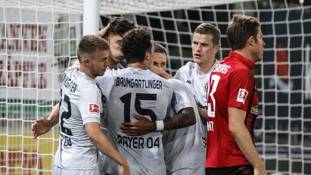 Bundesliga - SC Freiburg v Bayer Leverkusen
