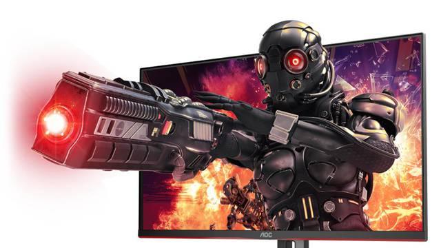 AOC najavio novi 4K monitor