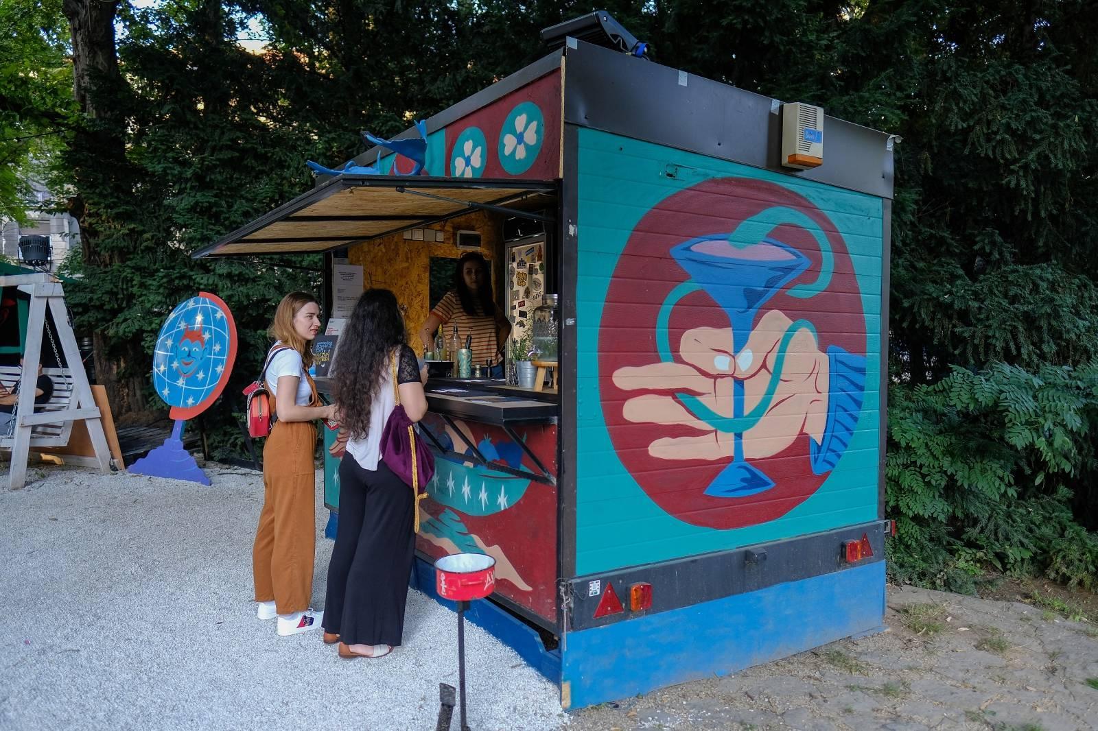 Zagreb: Petu godinu zaredom u parku Ribnjak održava se Art-Park