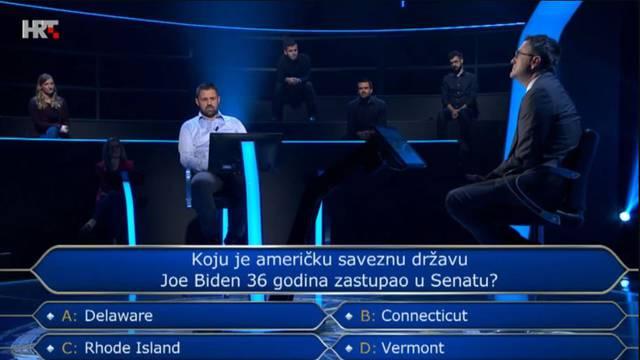 Zapeo na pitanju o predsjedniku Bidenu: Znate li točan odgovor?
