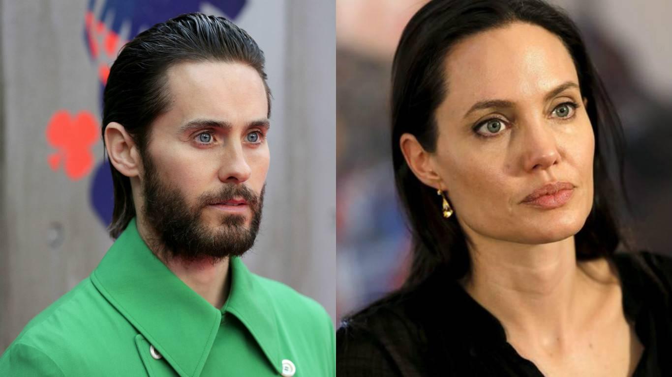 Jolie ima novog dečka: Potajno se nalazi s Jaredom Letom?