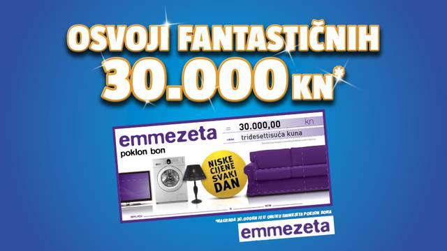 """Pročitaj pravila nagradne igre """"Osvoji 30.000 kuna"""""""