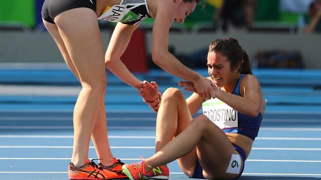 Athletics - Women's 5000m Round 1