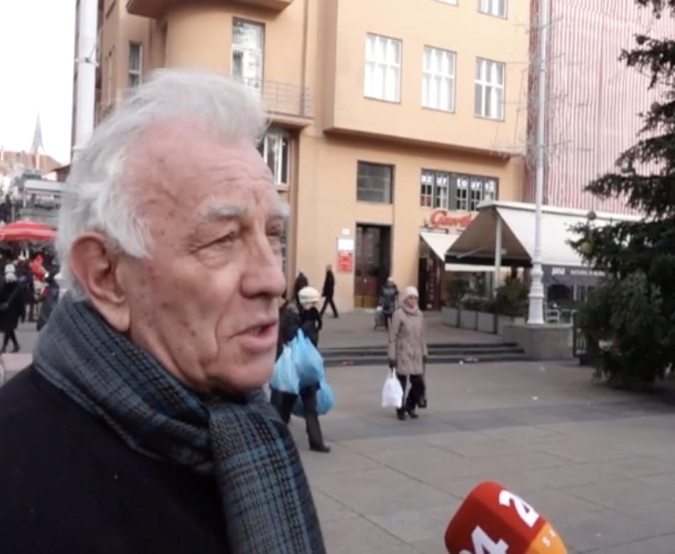 Zagrepčani o božićnoj jelki na trgu: 'Trebali su je bolje okititi'