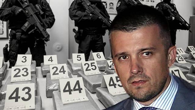 Oliver Čokara za krijumčarenje kokaina dobio 6,5 godina zatvora i uplatio 1,5 mil. kuna