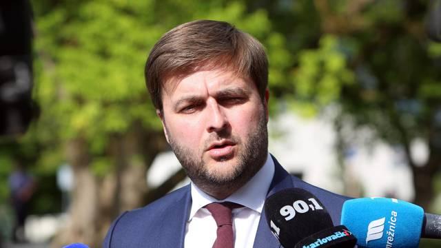 Karlovac: Andrej Plenković sudjelovao na sjednici Županijskog odbora Karlovačke županije