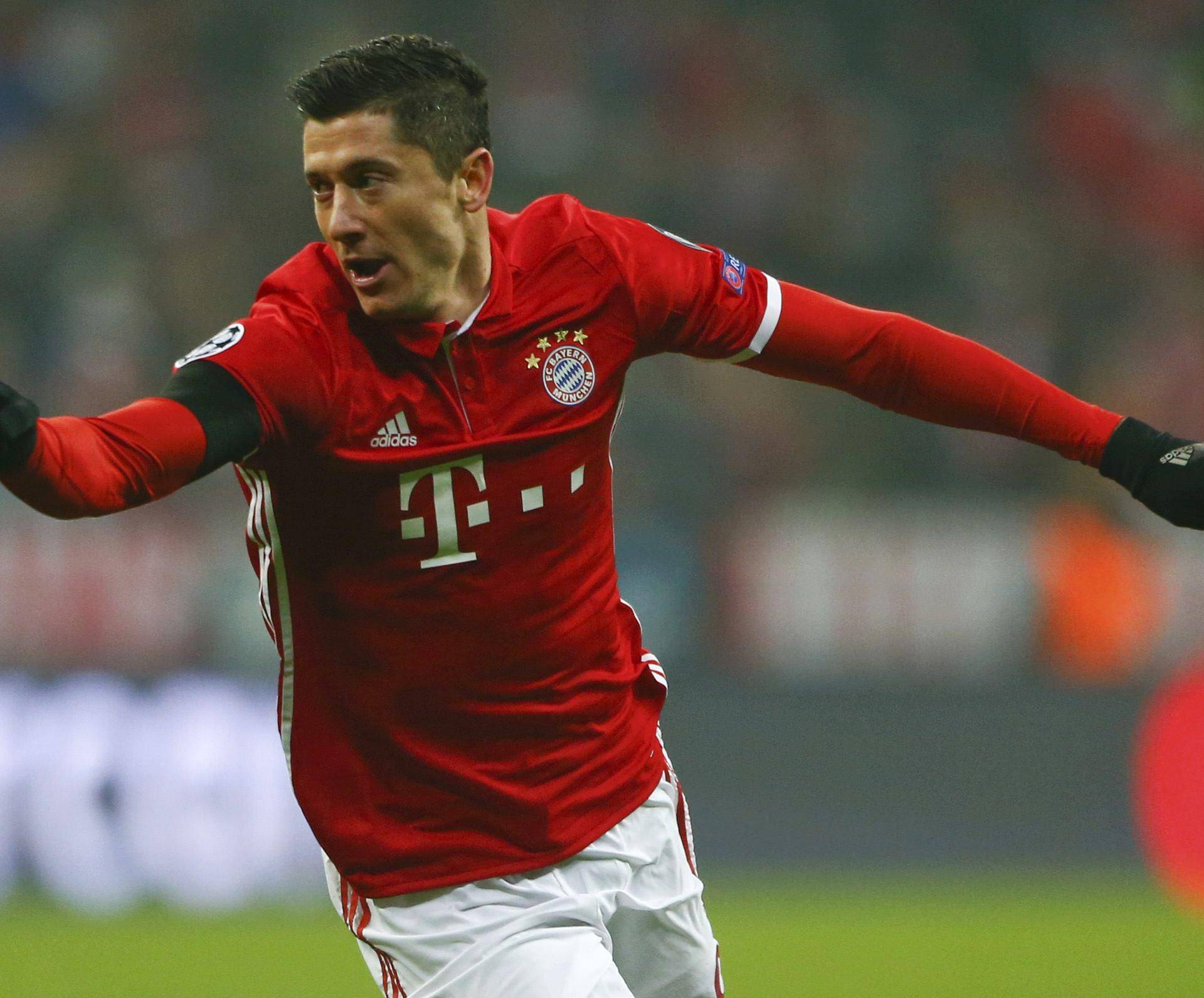 Bayern Munich v Atletico Madrid - UEFA Champions League