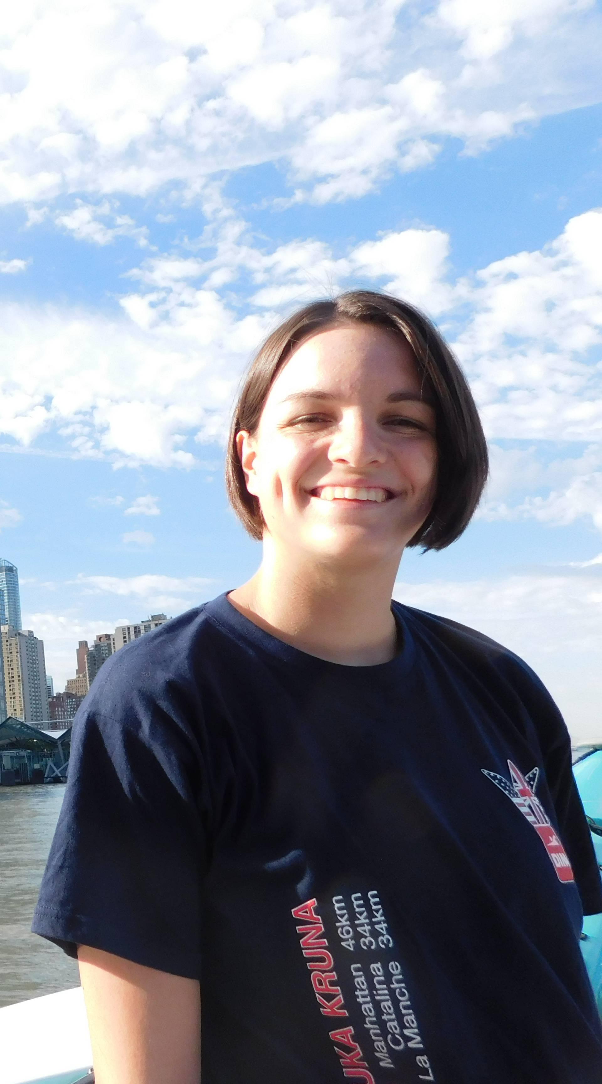 Preplivala je cijeli Manhattan: 'Bilo je teško, ali sam uspjela'