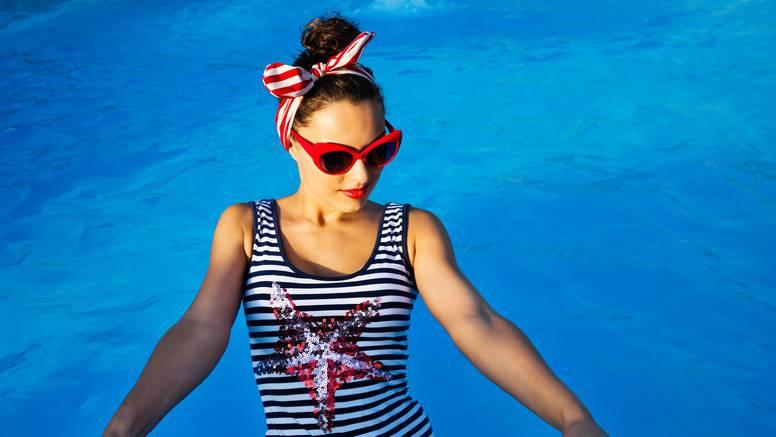 Jednodijelni kupaći kostim: Tko kaže da ne može izgledati seksi