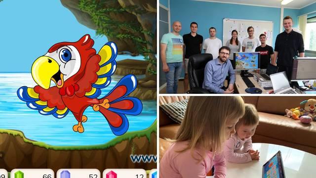 Riječani osmislili logopedsku aplikaciju: Papigica Koko uči djecu kako pravilno reći 'R'