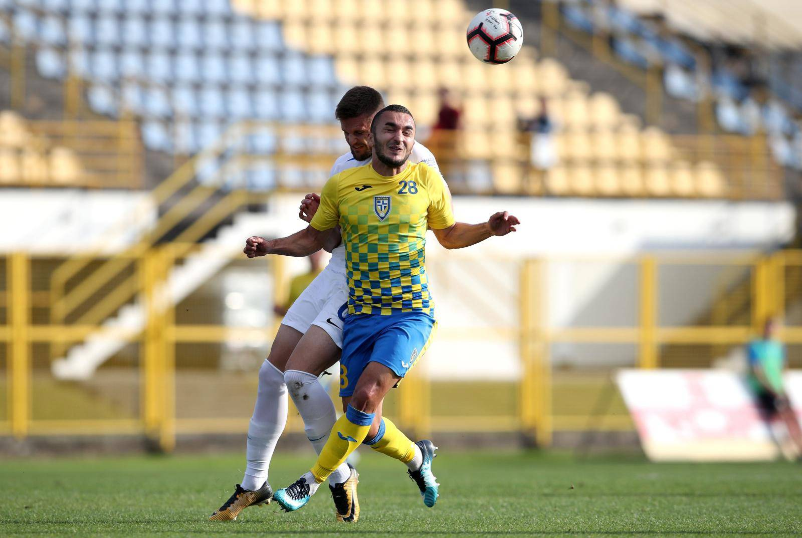 U 12. kolu HT Prve lige sastali se Inter Zaprešić i Osijek