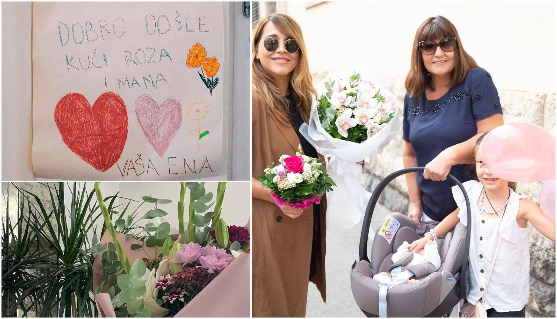 Batinić pokazala fotke nakon poroda: Kći ju ganula porukom