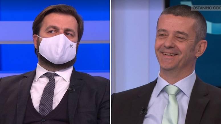 Oreščanin: 'Nema dokaza da se zaraza širi u teretani', Ćorić: 'Ne vjerujem ničemu što on kaže'