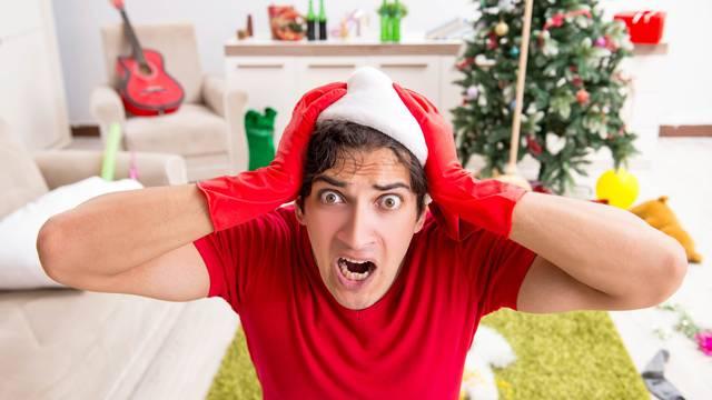 Ne dajte da vam čišćenje ukrade Božić: Sačuvajte živce pametnim pristupima i gotovi ste za čas