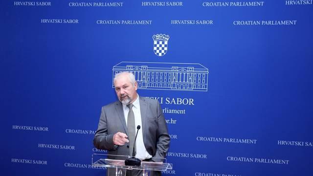 Zagreb: Hrelja o prijedlogu Zakona o izmjeni i dopuni Zakona o zdravstvenom osiguranju