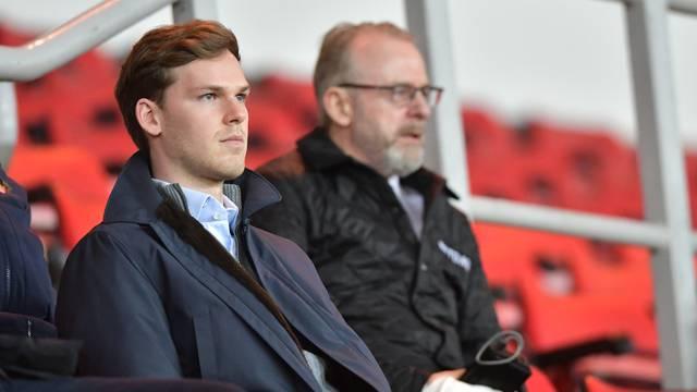 Sunderland je dobio najmlađeg predsjednika u cijeloj Engleskoj