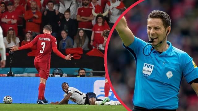 VAR sudac koji je potvrdio penal za Englesku sudit će i u finalu?!