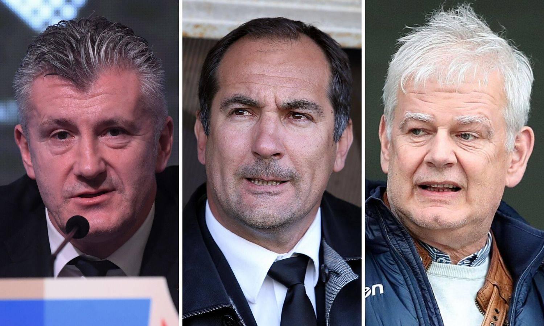 'U Hajduku su ljudi koji su pali s kruške, a Šukeru nitko ne može osporiti uspjehe na čelu HNS-a!'