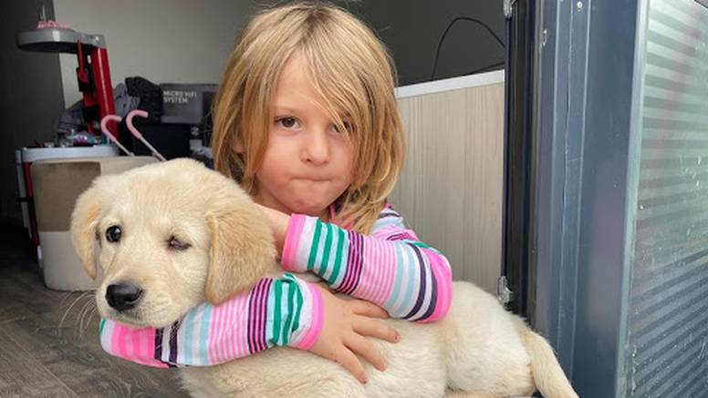 'Nova kuća i preslatki psić su nam vratili malo topline u srca'